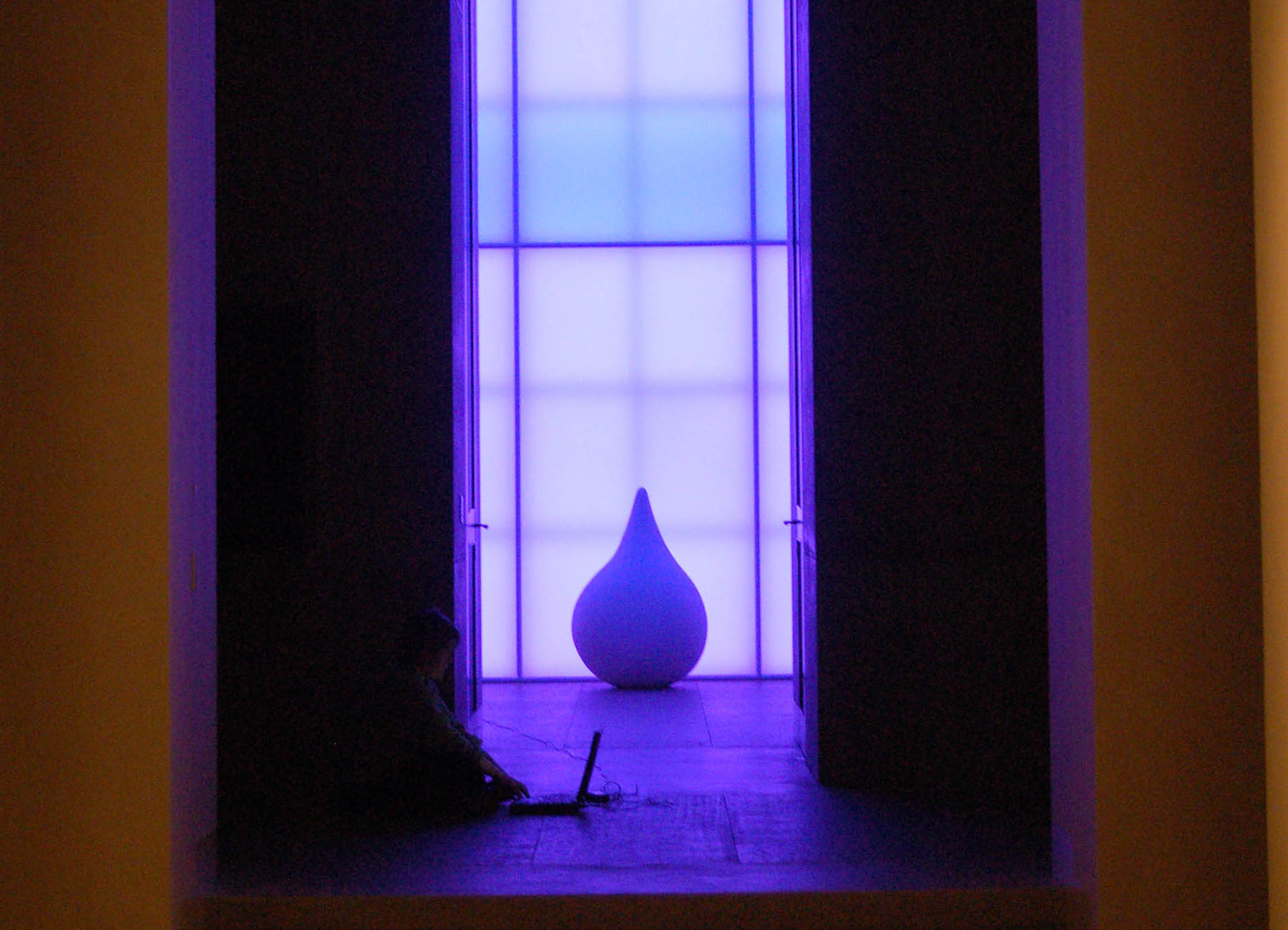 James Turrell Space