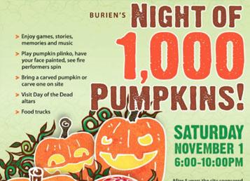 Night of 1,000 Pumpkins